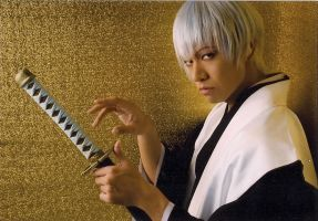 Bleach rock musical Ichimaru by wolf-speaker9