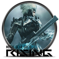 Metal Gear Solid Rising by Solobrus22