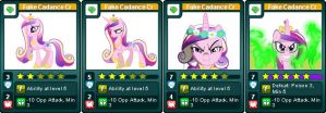 My Little Rivals: Urban is Magic. Fake Cadance by LhasaApso