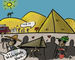 Silent Hill, pyramidlove by Ayej