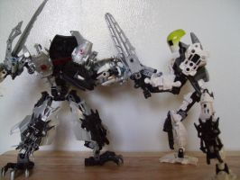 Confrontations Pt. 1 by BioMutt70