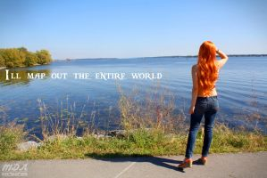 Nami - I'll Map Out the Entire World! by Midnight-Dare-Angel