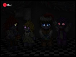 Five Nights at Freddys Xmas by Icedragon300