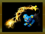 Shinx Attack by InspireMari