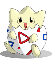 4: Togepi by Avi-the-Avenger
