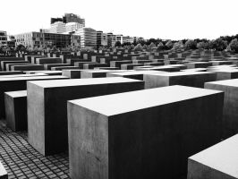 Memorial to the Murdered Jews of Europe by r0xyz3r0