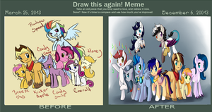 Before and after by hikariviny