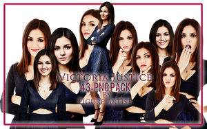 Victoria Justice  PNG by Figure Artist by Patatabollente