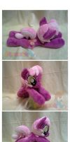 Cheerilee Floppy Beanie Plush by PrinceOfRage