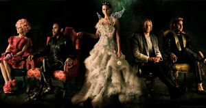 Hunger Games: Catching Fire Wallpapaer by Twilightlover865