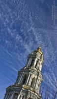 Great Lavra Belltower by Armandacyd