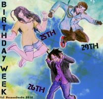 APH :: Birthday Week 2010 by BecomeOneDa