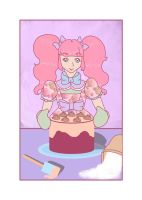 Card Sweet Lolita by AngelicalDesign