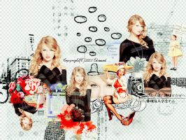 20110208 Taylor Swift by EdwardHuaBin