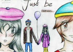 SP - Just be friends by sweet-pandora