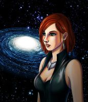Shepard of the Stars by Natsuyume