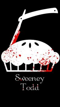 Sweeney Todd poster by ClarkArts24