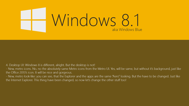 Windows Blue Concept: Changes to Desktop UI by SoftwarePortalPlus