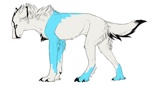 Canine adopt 3 - TAKEN by Redbell9