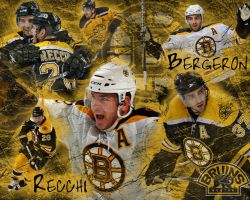 Boston Bruins wallpaper by JaimeLouise