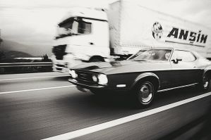 full throttle by deliberated