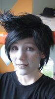 Tavros Make Up Test by AngelicDevil1612
