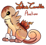 Lotus Candle Koat [Auction-Open] by lucie45