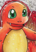 Charmander by Ricao