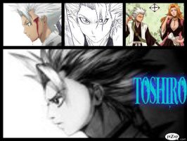 Toshiro Hitsugaya by G1Knight