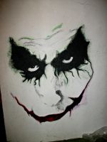 The Joker by Gingybreads