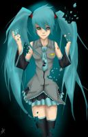 Disappearance Of Hatsune Miku by mapleleaf10