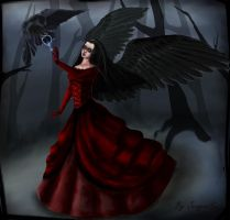 Gothic: Time to Go by Nightbless