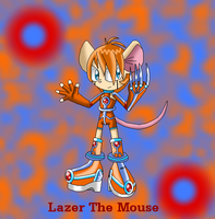 Lazer The Mouse by Sakura123Cha