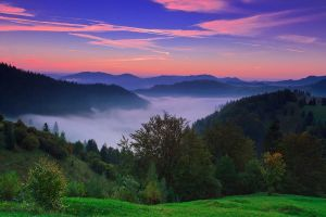 Beginning of autumn by lica20