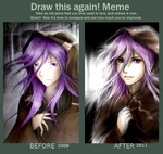 Draw this again 08-11 by Oviot