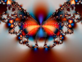 Butterfly Fractal by im1happy