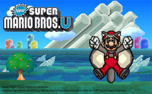 Flying Squirrel Mario ShinRyoga Style Preview by TuffTony