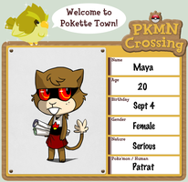 PKMN Crossing - Maya by Zerochan923600