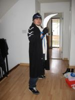 Captain Boomerang Cosplay by TurtleStudent