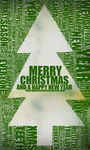 Christmas Typography by ohmypiegeeness