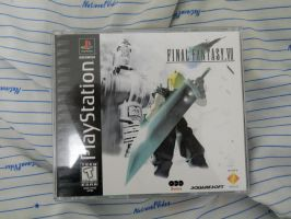 Final Fantasy VII PS1 by Sgtsoupie