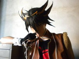 Yugioh 5D'S Yusei's goal by YUGIOHPASSIONCOSPLAY