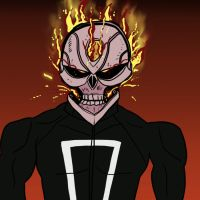 All-New-Ghost Rider by Agent-Jin