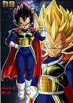 I am the true Vegeta! by BK-81
