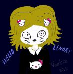 Hello Lenore by GabyCoutino