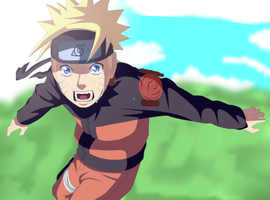 Naruto Cry by exdarkdemon