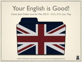 Your English is Good by igabapple