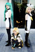 Vocaloid group by mintifresh