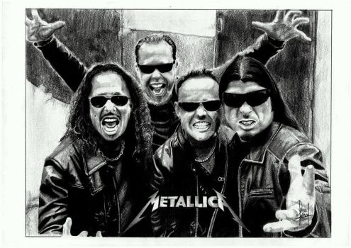 METALLICA by fathil88