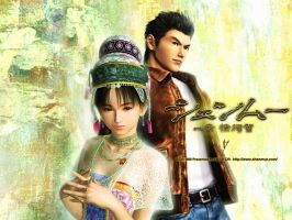 _Shenmue Ryo Shen_Wallpaper by Elisesonic2006